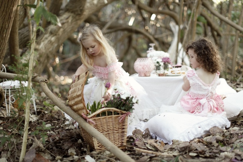 Couture Flower girl Dresses Vintage Pageboy Vests, karissa fanning the lane,