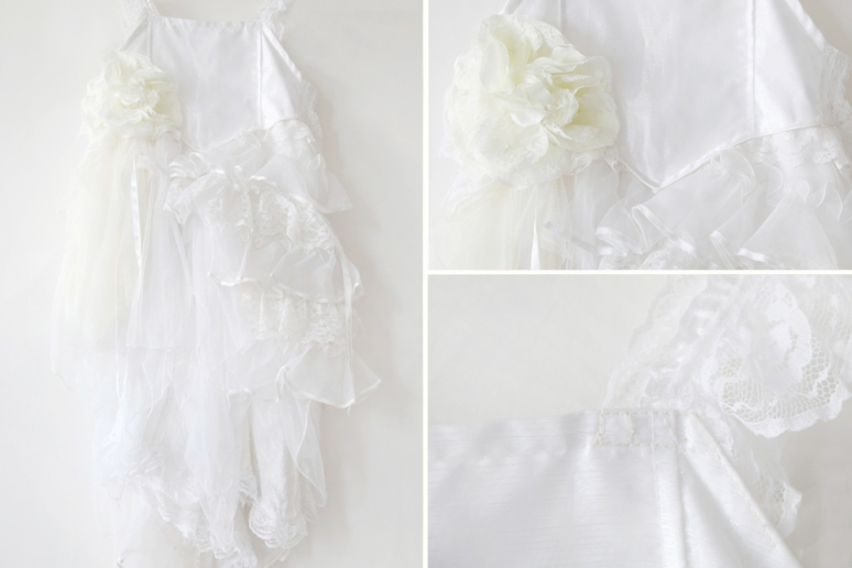 Vicky Lee Ella Couture Flowergirl Dress